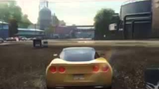 гоночная игра автомобиль гонка большой