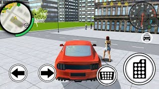 Auto Theft Simulator | Grand City Streets - Android Gameplay FHD