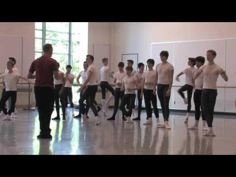 PNB's Summer Course 2009 - Mens Class