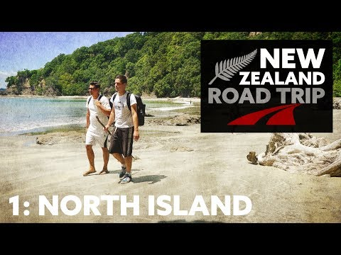 New Zealand Road Trip: Ep 1 - Backpacking the North Island