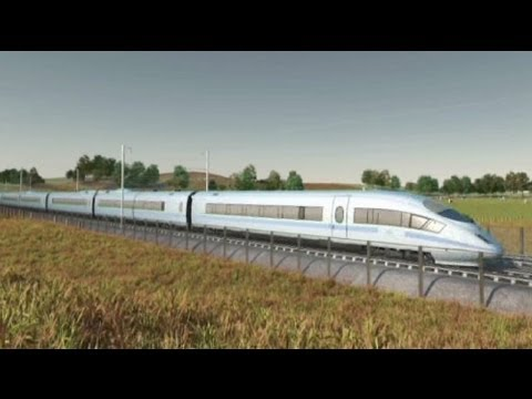 Full speed ahead for UK high speed rail network
