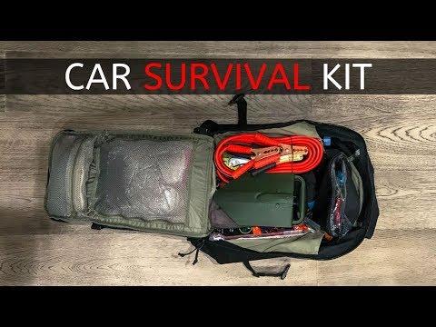 Car Survival Kit |National Preparedness Month|