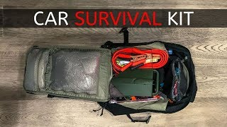 Car Survival Kit |National Preparedness Month|