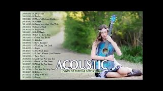 Best Instrumental Music 2019 – Acoustic Guitar Covers Of Popular Songs