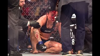 UFC 224 Amanda Nunes vs Raquel Pennington Fight Recap Review by  Hollywood Joe Tussing