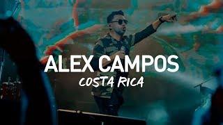 Alex Campos en Costa Rica  2019   Mejores Momentos   Tour Soy Soldado