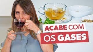 3 chás mais poderosos para acabar com os gases