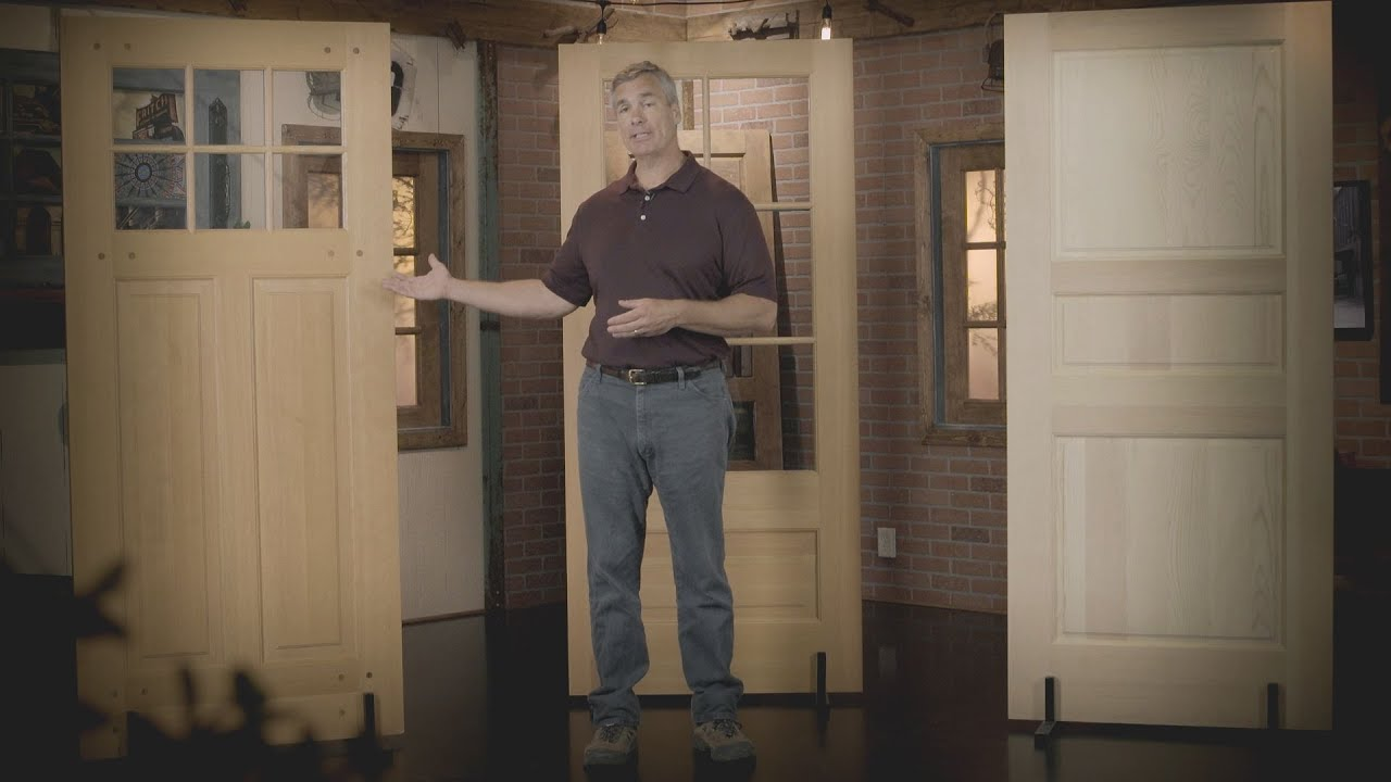 & Door Warranty Explained - Exterior Wood Doors | Reeb - YouTube