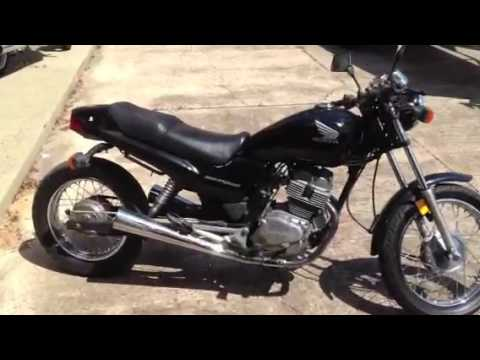 2002 Honda Nighthawk 250 Motorcycle - Black - Only 19,837 Miles! Folmar's Tallahassee - YouTube