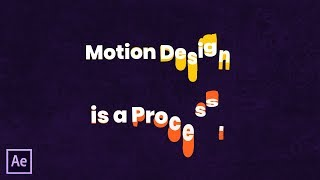 After Effects Tutorial - Kreative Text-Animation in After Effects - Kostenlose Vorlage