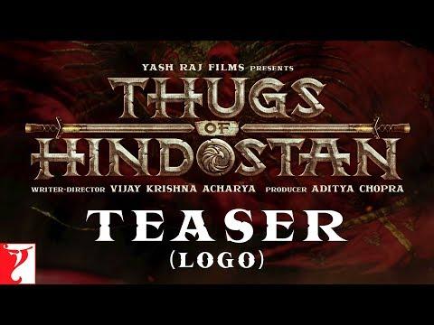 Thugs of Hindostan  Logo  Amitabh Bachchan  Aamir Khan  Katrina Kaif  Fatima Sana Shaikh