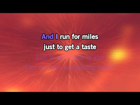 Rihanna - Love on the brain - Best Karaoke with backing vocals -