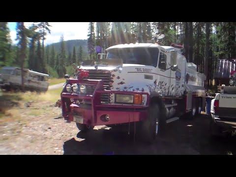 Obadiah's Wildfire Fighters: The Tactical Water Tender