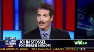 Fox News Anchor John Stossel Wants People to Stop Voting