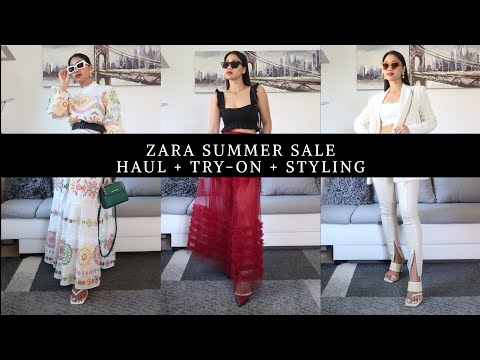 ZARA MEGA SALE | Items under 13€!!! | July 2020 #zarawoman #zarahaul #zara #zarasale