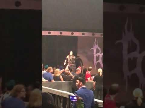 Baron Corbin Summerslam 2017 Entrance / 2nd Theme Arena Quality