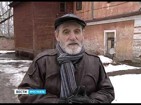 Усадьба Михалковых в Рыбинске продолжает разрушаться