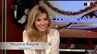 Najoua Belyzel - La Matinale de FDM TV