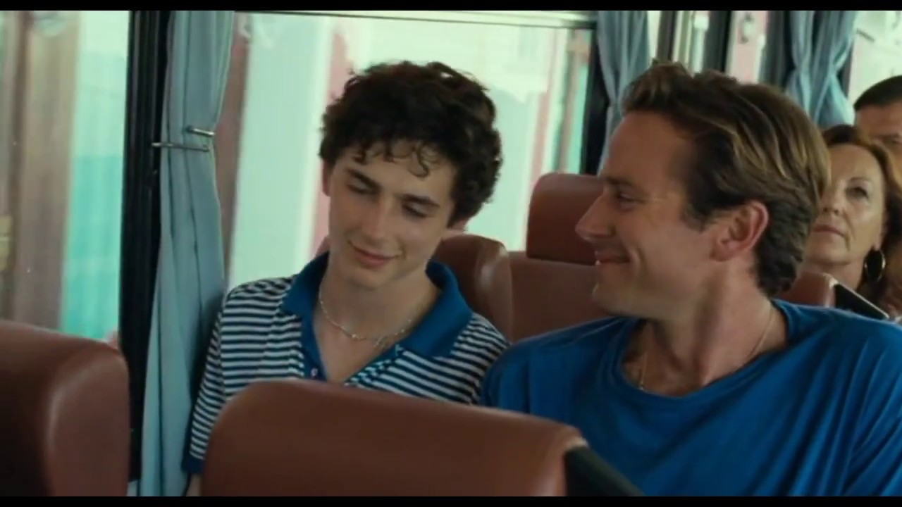 Call Me By Your Name Mystery Of Love Scene