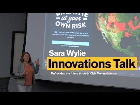 Innovations Talk: Sara Wylie