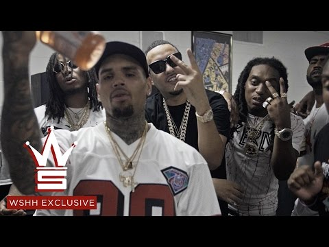 "French Montana ""Hold Up"" Feat. Migos & Chris Brown (WSHH Exclusive - Official Music Video)"