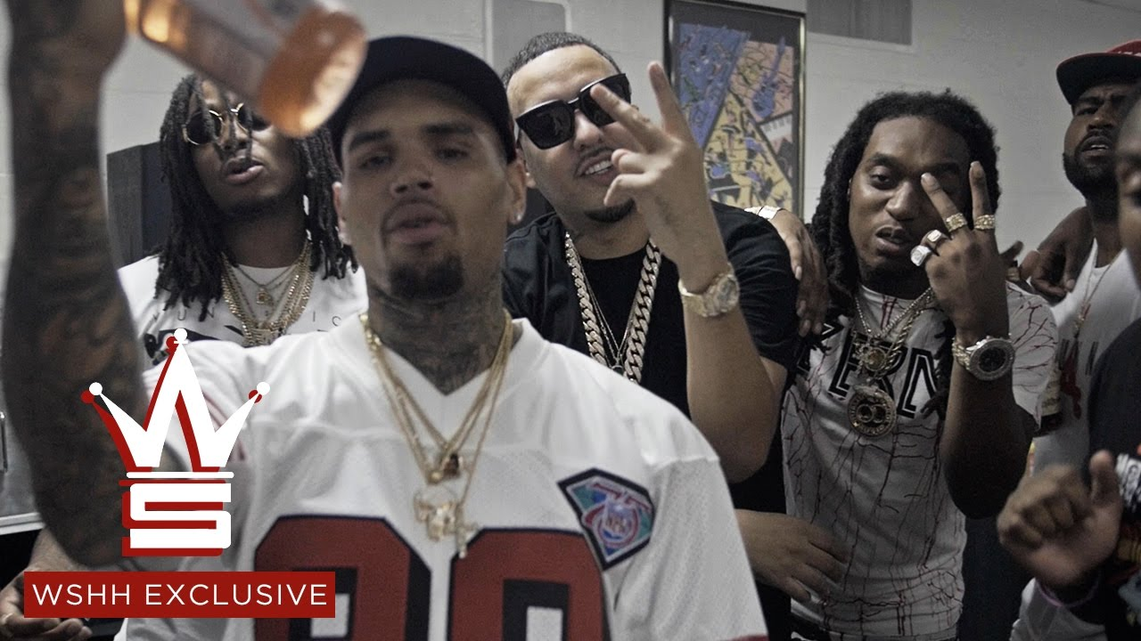 "French Montana ""Hold Up"" Feat. Migos & Chris Brown (Official Music Video)"