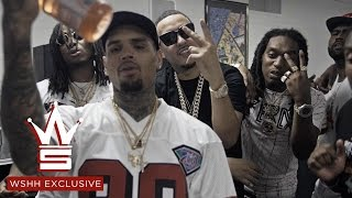 Смотреть клип French Montana - Hold Up Feat. Chris Brown & Migos
