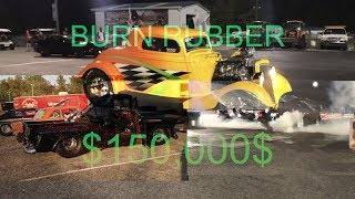 SO MUCH HORSEPOWER! Burnouts,Racing,wheelies!