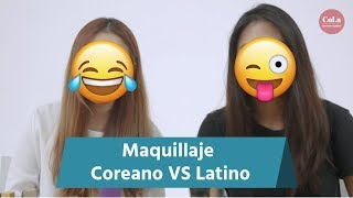 Baixar [Coreanas Latinas] Maquillaje Coreano VS Latino