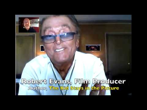 Robert Evans: This Kid Stays In Mr. Media's Picture! 2013 INTERVIEW