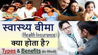 Health Insurance Kya hota hai? - Types, Policy, Benefits Explained in Hindi