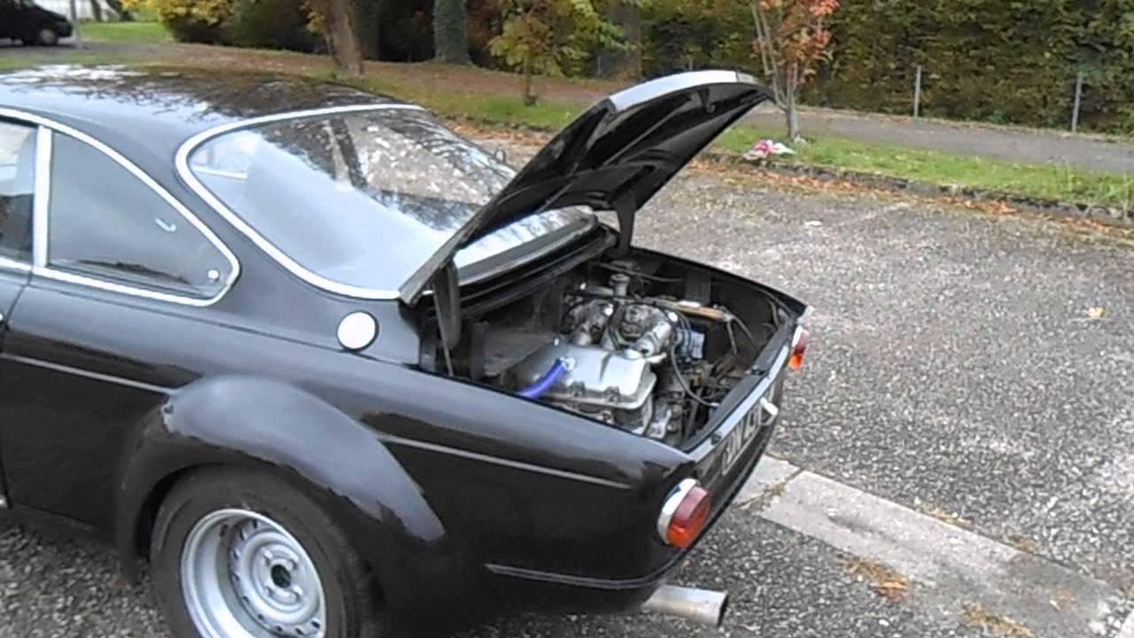 Simca 1000 coup bertone 1965 youtube - Simca 1000 coupe bertone occasion ...