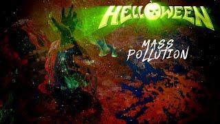 HELLOWEEN - Mass Pollution (Official Lyric Video)