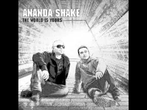 Ananda Shake - The World Is Yours PSYTRANCE