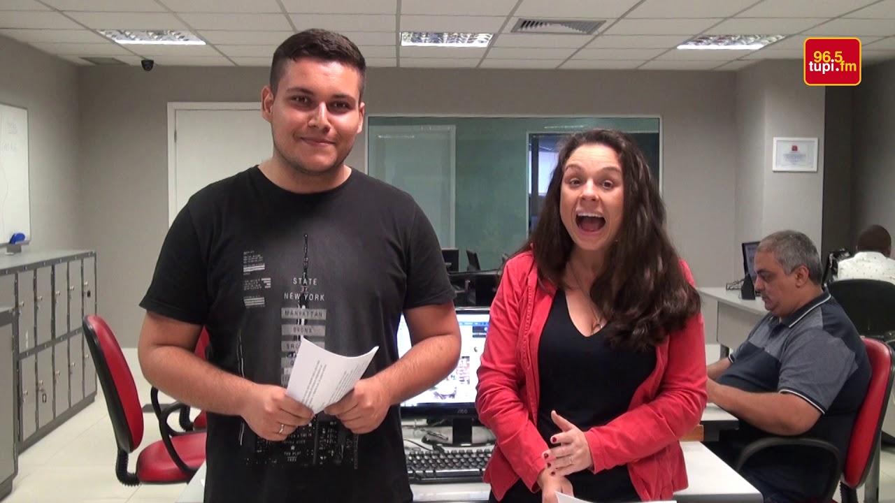 Tupi Online: As notícias desta quinta-feira com Lucas Araújo e Diana Rogers