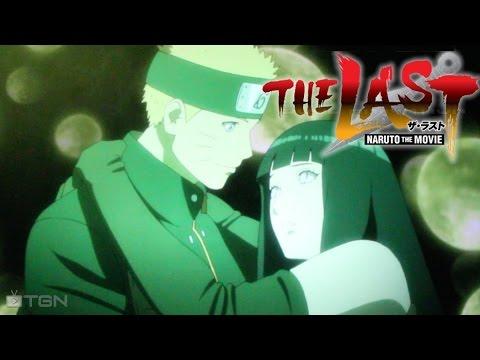 The Last Naruto... Naruto X Hinata Kiss