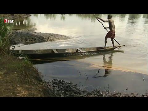 Leben im Öl - Das verseuchte Nigerdelta (Nigeria) (3sat nano, 2015)