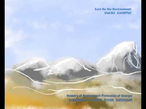 New Year Greetings from the Ministry of Environment Protection of Georgia