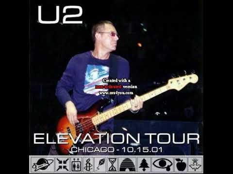2001 10 15   Chicago, Illinois   United Center