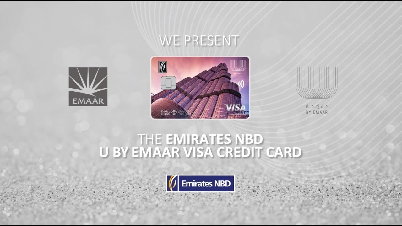 U By Emaar Credit Card Offers - George's Blog