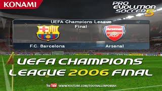 PES 5   UCL06 Final