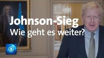 Wahl in Großbritannien: Wie geht es nach Johnsons Sieg weiter?