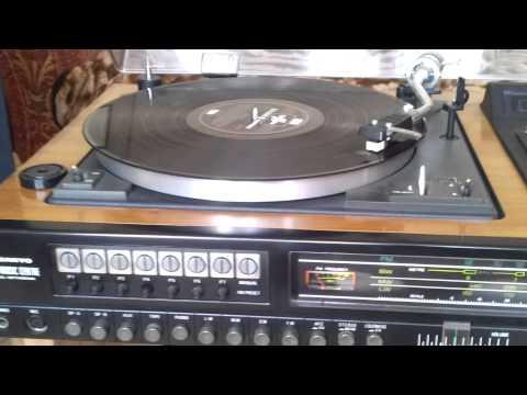 SANYO HI-FI MUSIC CENTRE GXT 4580MK