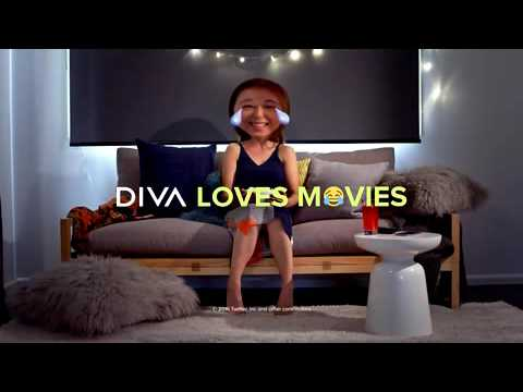 DIVA LOVES MOVIES IDs x 5
