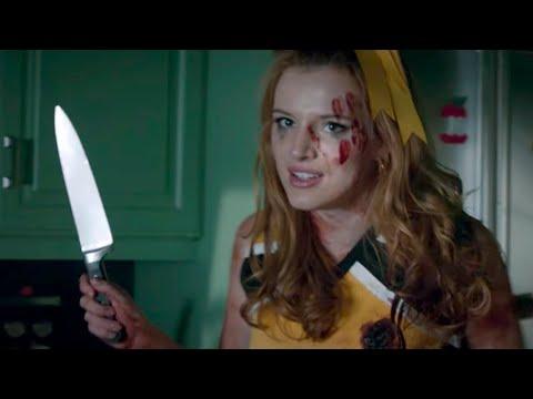 Коул сжигает книгу дьявола.Няня 2017(фильм ужасов)+18/Cole burns the book of the devil.(horror movie