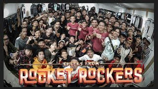 Wow! Bisma Karisma nyanyi di Release Party Cheers From RR & Soft Opening Rocket Rockstore Jkt!