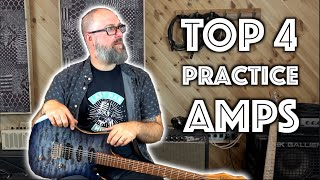 Top 4 practice amps – First one might shock you