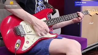 平川達也がLINDBERGのギター演奏を動画とイベントで直接レッスン! http...