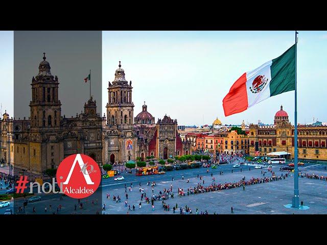Noti Alcaldes: Inicia la transformación de la CDMX