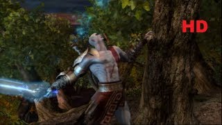 God of War 2 - all cutscenes and movies (eng) - HD 1080p